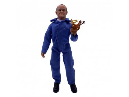 The Silence of the Lambs Action Figure Hannibal Lecter 20 cm MEGO