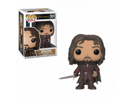 Aragorn Pán Prstenů Figurka Funko POP!