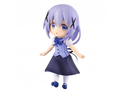 Is the Order a Rabbit Bloom PVC Statue Chino 6 cm Plum