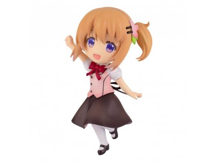 Is the Order a Rabbit Bloom PVC Statue Cocoa 6 cm Plum