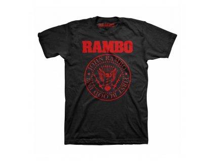 Rambo T-Shirt Seal Logo PCM