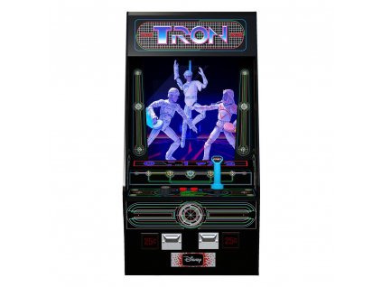 Tron Electronic Action Figure Box Set Arcade Style Previews Exclusive Diamond Select