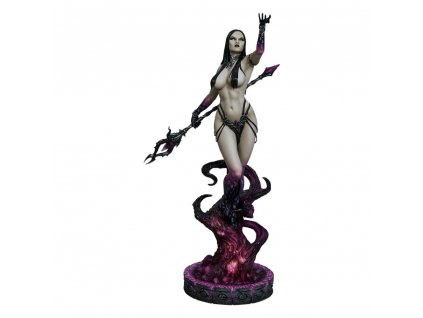Sideshow Originals Statue Dark Sorceress: Guardian of the Void 51 cm Sideshow Collectibles