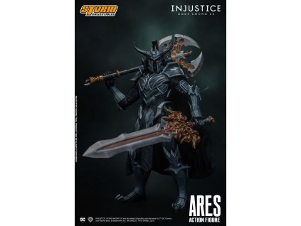 Injustice: Gods Among Us Action Figure 1/12 Ares 24 cm Storm Collectibles
