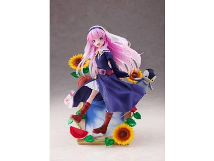 The Day I Became a God PVC Statue 1/7 Hina Memories of Summer 20 cm Aniplex