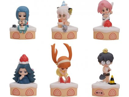 The Legend of Hei Collectible Series Mini Figures 6-Pack Happy Birthday! 7 cm Good Smile Company
