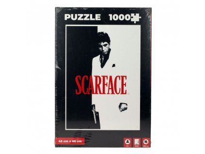 Scarface Jigsaw Puzzle Poster (1000 pieces) SD Toys