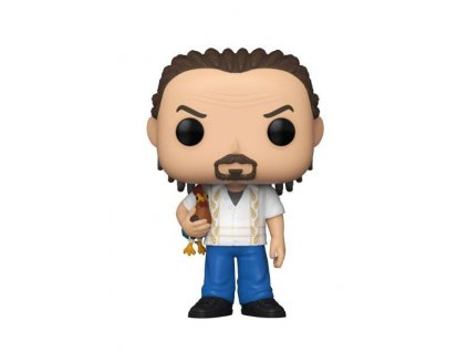 Eastbound & Down POP! Rocks Vinyl Figure Kenny in Cornrows 9 cm Funko