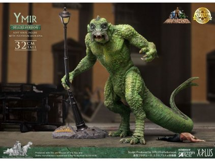 20 Million Miles to Earth Soft Vinyl Statue Ray Harryhausens Ymir Deluxe Version 32 cm Star Ace Toys