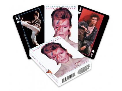 David Bowie Playing Cards Pictures Aquarius