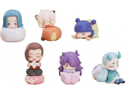 The Legend of Hei Mini Figures 6-Pack Wagashi 5 - 7 cm Good Smile Company