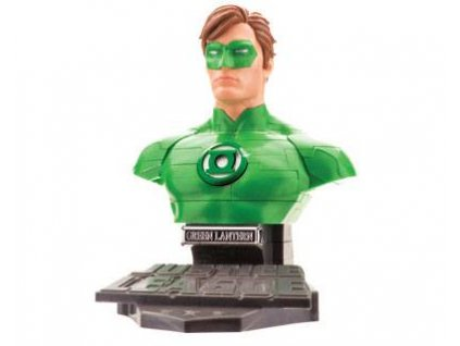 Justice League 3D Puzzle Green Lantern Happy Well