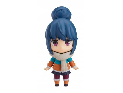 Laid-Back Camp Action Figure Rin Shima 10 cm Max Factory