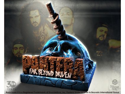 Pantera 3D Vinyl Statue Far Beyond Driven 23 x 18 cm Knucklebonz