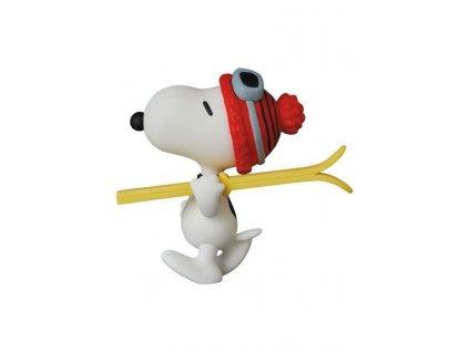 Peanuts UDF Series 12 Mini Figure Skier Snoopy 7 cm Medicom
