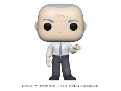 The Office US POP! TV Vinyl Figure Creed w/ Bloody Chase 9 cm Assortment (6) Funko