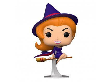 Bewitched POP! TV Vinyl Figure Samantha Stephens as Witch 9 cm Funko