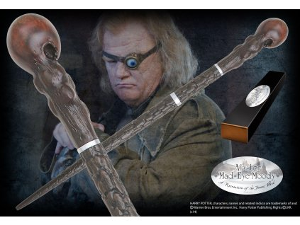 Harry Potter - Hůlka Alastor Moody Noble Collection