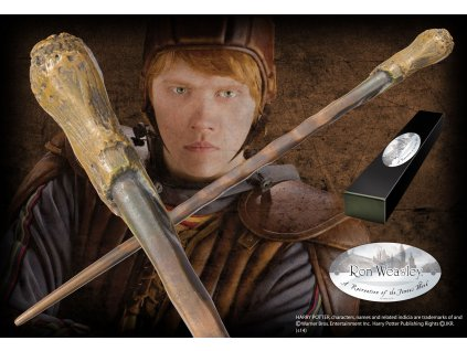 Harry Potter - Hůlka Ron Weasley Noble Collection