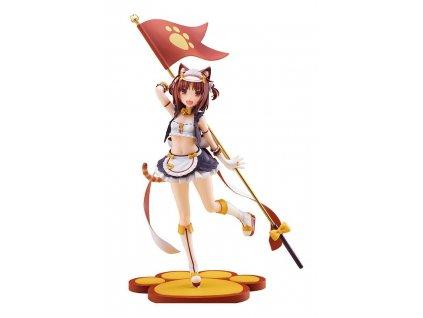 Nekopara PVC Statue 1/7 Azuki Race Queen ver. 26 cm Nekoyome