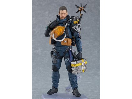Death Stranding Figma Action Figure Sam Porter Bridges 16 cm Max Factory