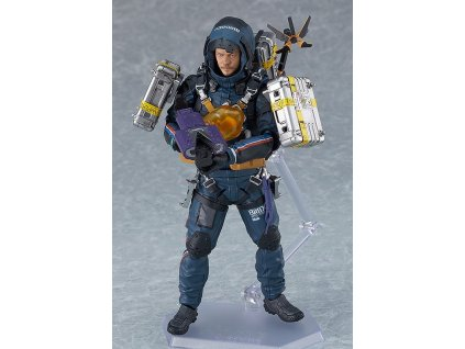 Death Stranding Figma Action Figure Sam Porter Bridges DX Edition 16 cm Max Factory