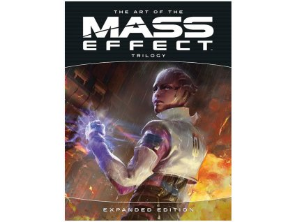 Mass Effect Art Book The Art of the Mass Effect Trilogy: Expanded Edition *English Ver.* Dark Horse