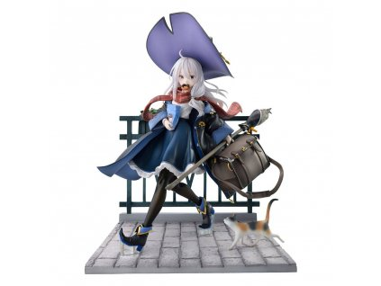 Wandering Witch: The Journey of Elaina PVC Statue 1/8 Elaina DX Ver. 29 cm Bellfine