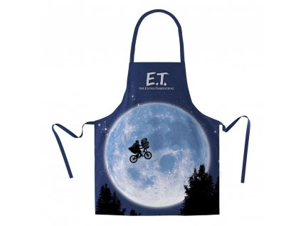 E.T. the Extra-Terrestrial cooking apron The Middle Earth Map SD Toys