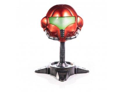 Metroid Prime Statue Samus Helmet 49 cm First 4 Figures