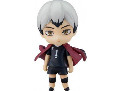 Haikyu!! Nendoroid Action Figure Shinsuke Kita 10 cm Orange Rouge