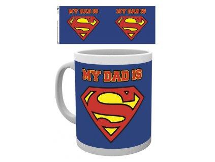 Superman Mug Superdad Fathers Day GB eye