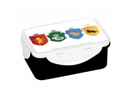 Harry Potter Lunch Box Coats of Arms Geda Labels