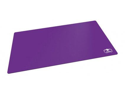 Ultimate Guard Play-Mat Monochrome Purple 61 x 35 cm --- DAMAGED PACKAGING Ultimate Guard