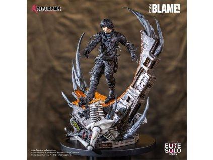 Blame! Elite Solo Diorama 1/6 Killy 43 cm Figurama Collectors