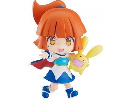 Puyo Puyo!! Quest Nendoroid Action Figure Arle & Carbuncle 10 cm Good Smile Company