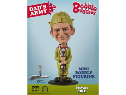 Dad's Army Bobble-Head Private Pike 8 cm BIG Chief Studios