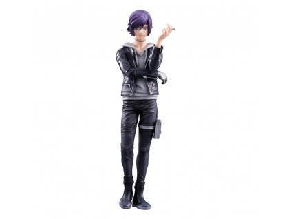 Akudama Drive PVC Statue The Courier 18 cm Union Creative