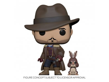 His Dark Materials POP! & Buddy Vinyl Figure Lee w/Hester 9 cm Funko