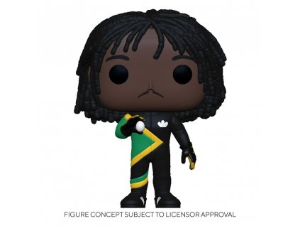 Cool Runnings POP! Movies Vinyl Figure Sanka Coffie 9 cm Funko