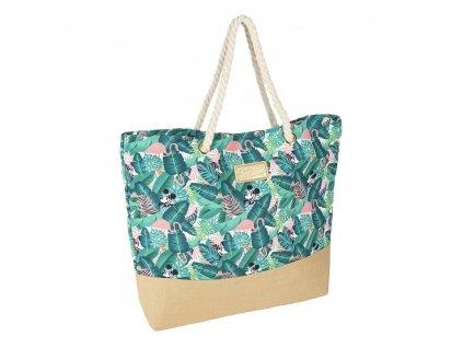 Minnie Mouse Beach Bag Tropical Cerdá