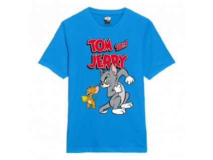 Tom & Jerry T-Shirt Cat And Mouse PCM