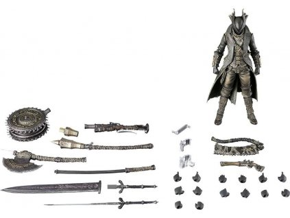 Bloodborne: The Old Hunters Figma Action Figure Hunter: The Old Hunters Edition 15 cm Max Factory