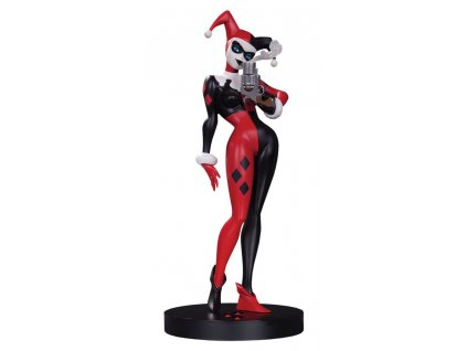 DC Animated Life-Size Statue Harley Quinn 173 cm DC Collectibles