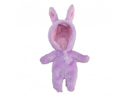 Original Character Parts for Nendoroid Doll Figures Kigurumi Pajamas (Rabbit - Purple) Good Smile Company