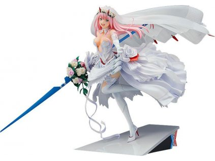 Darling in the Franxx PVC Statue 1/7 Zero Two: For My Darling 27 cm Good Smile Company