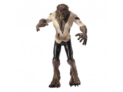 Universal Monsters Bendyfigs Bendable Figure Wolfman 14 cm Noble Collection