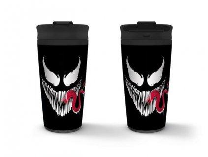Venom Travel Mug Face Pyramid International
