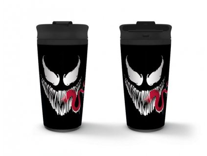 Venom Travel Mug Face Pyramid International