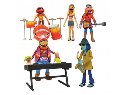 The Muppets Select Action Figures 13 cm 2-Packs Best Of Series 3 Assortment (6) Diamond Select